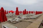 Плажен чадър с избор на механизми