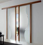 луксозни  интериорни стъклени врати София