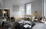 Италианска мека мебел Victor