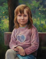 Портрети с маслени бои от снимка