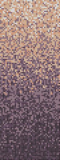 Мозайка тип градиенти