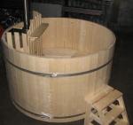 дървено джакузи за 6-8 човека поръчки